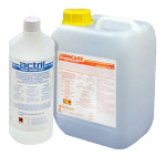 Actril and Minncare Cold Sterilant