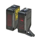 omron e3z series through beam photoelectric sensor