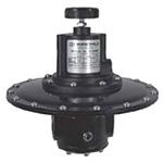 rotork fairchild  model 4100 low pressure regulator