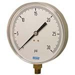 Model 111.25CT WIKA Bourdon Tube Pressure Gauges - Contractor Gauge Standard Series