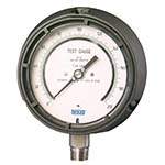 Model 332.34 WIKA Bourdon Tube Pressure Gauges - All Stainless Steel Wetted Parts