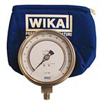 Model 332.54 WIKA Bourdon Tube Pressure Gauges - Stainless Steel Construction