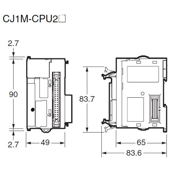 cj1m built o model