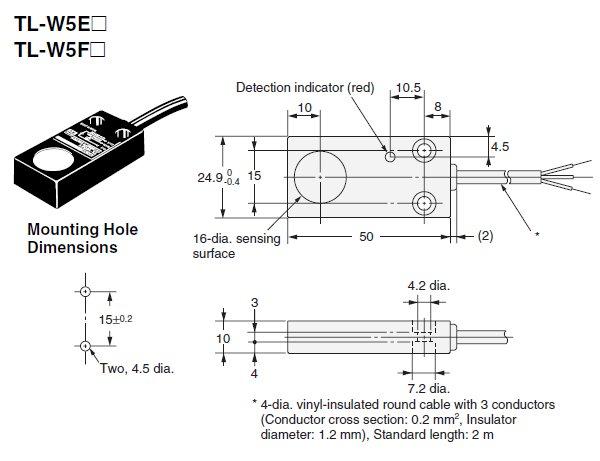 3 wire proximity switch wiring diagram
