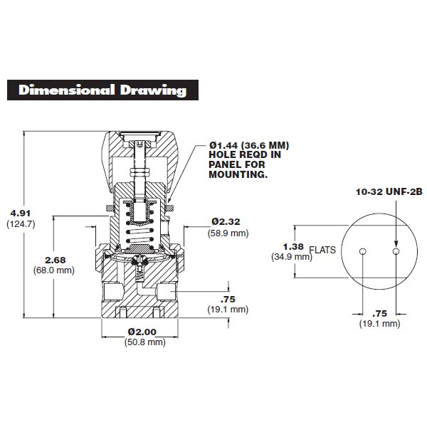 Schematic Diagram Drawing: IR4003SK4PXX4B Parker Veriflo