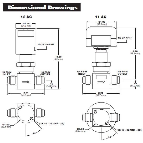 bellows valve diagram