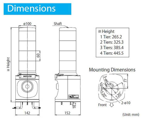 patlite-lkeh-annunciator-signal-tower-chart