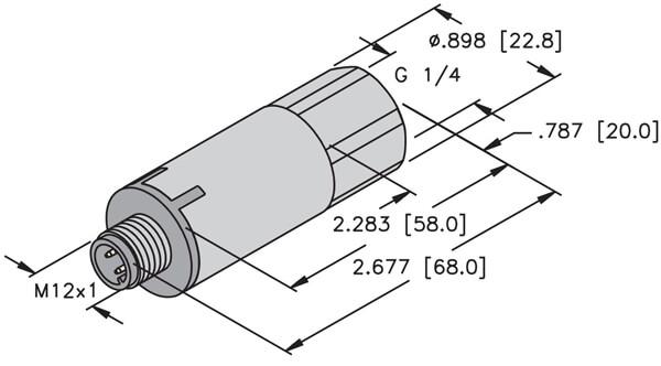 Turck PT1 Series Pressure Transmitter 11 profile