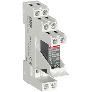 ABB CR-P Range Pluggable PCB Relays Distributors