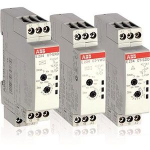 ABB CT-D Range Electronic Timers Distributors