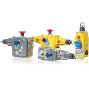 ABB LineStrong Pull Wire Emergency Stop Switches Distributors