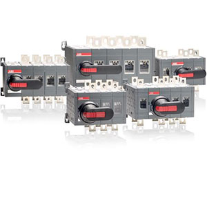 ABB Manual Operated Change Over Switches Distributors