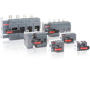 ABB Manual Operated Switch Fuses Distributors