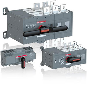 ABB Motor Operated Change Over Switches Distributors