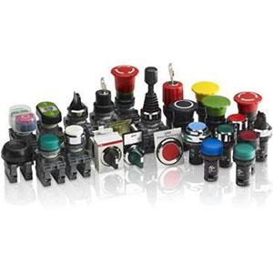 ABB Operators & Pilot Lights Distributors