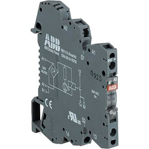 ABB R600 Range Boxed Interface Relays & Optocouplers Distributors