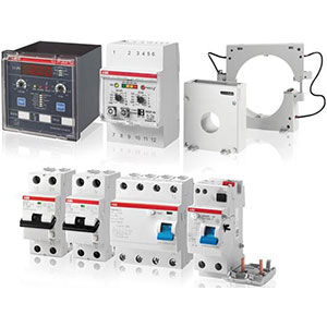ABB Residual Current Devices Distributors