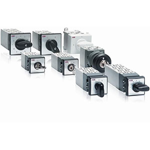 ABB Rotary Cam Switches Distributors