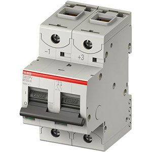 ABB S800PV-M-H Polarized Disconnector High Performance Circuit Breakers Distributors