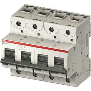 ABB S800PV-SD Disconnector High Performance Circuit Breakers Distributors