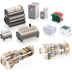 ABB Solution Series Terminal Blocks Distributors