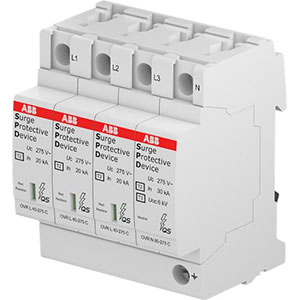 ABB SPD Class II Surge Protective Devices Distributors