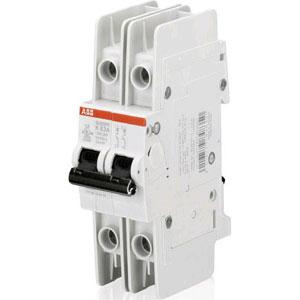 ABB SU200 Miniature Circuit Breakers Distributors