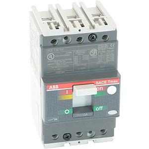 ABB UL & CSA Tmax T Molded Case Circuit Breakers Distributors