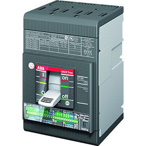 ABB Tmax XT Molded Case Circuit Breakers | Valin