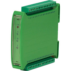 Accu-Coder RX/TXD DIN Rail Mount Receivers/Transmitters Distributors