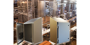 Stainless Steel Wallmount Enclosures