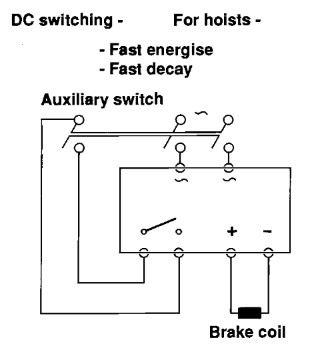 lenze brake rectifiers valin 4 Wire Rectifier Wiring