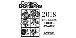 Lenze Named a Control Engineering 2018 Engineers' Choice Awards Finalist