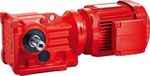 K Series Gearmotor