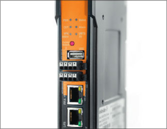 Gigabit Industrial Security Router - Secure Data Communication With Integrated VPN Technology