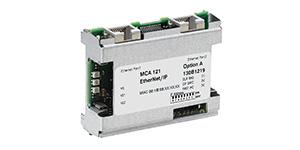 VLT Ethernet/IP MCA 121 option