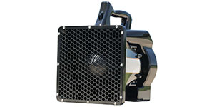 New Lightweight Portable Loudspeaker Now Available