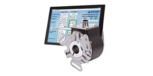New Thru-Bore Encoder