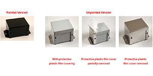 Flanged Aluminum Utility Box
