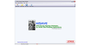 HiSAVE Energy Saving Estimator Software