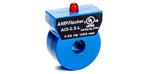 Ampflasher Current Indicators