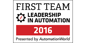 Automation World First Team 6th Year