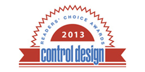 Control Design Readers' Choice Awards