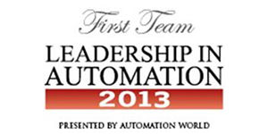 Leadership in Automation Award