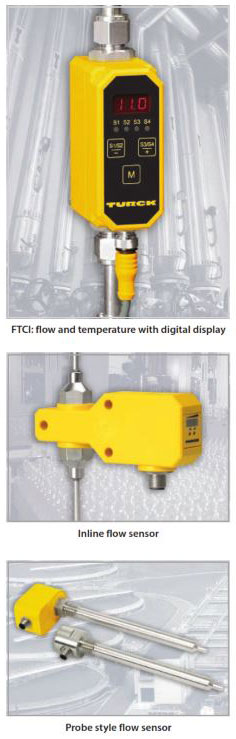 TURCK Flow Monitors