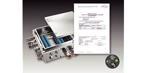 Enclosure Certified by GSI SLV