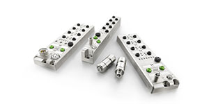 IP67 Remote I/O Modules with three fieldbus protocols