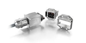 PushPull Power connectors for PROFINET