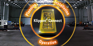 Klippon Connect offers added value at all stages