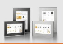 U-View Multitouch-Panels - Brilliant pictures meet elegant, flat design